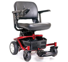 Lightweight Portable Power Chairs