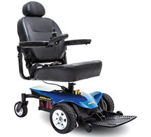 Standard Power Chairs